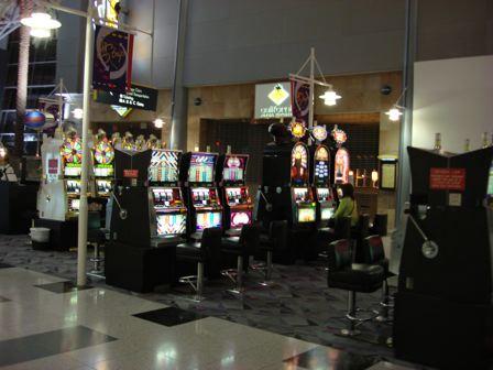 aerodrom u Las Vegasu