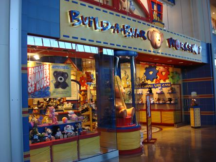 Build a bear - workshop