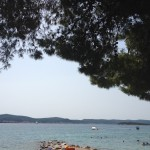 Plaža u Kampu Soline