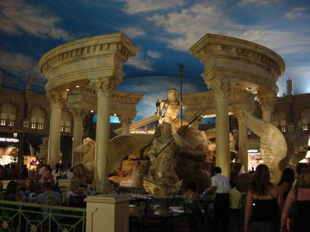 Caesars Palace skulptura