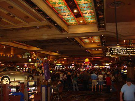 Casino u Excaliburu