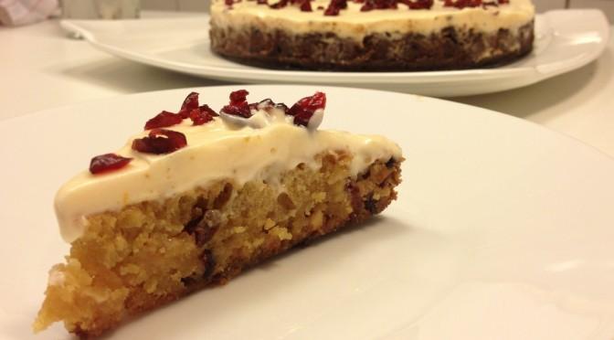 Supercalifragilisticexpialidocious cake